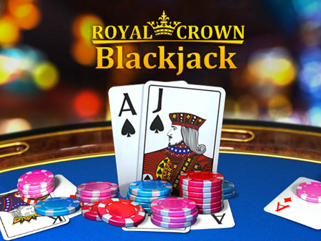 Kartová hra Royal Crown Blackjack